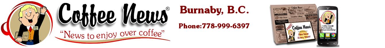 Coffee News Burnaby, B.C.